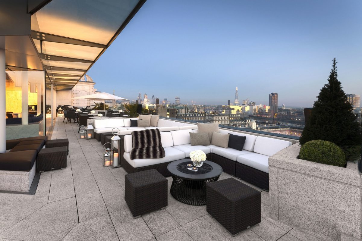 7 Of The Best Rooftop Bars To Enjoy In London This Summer