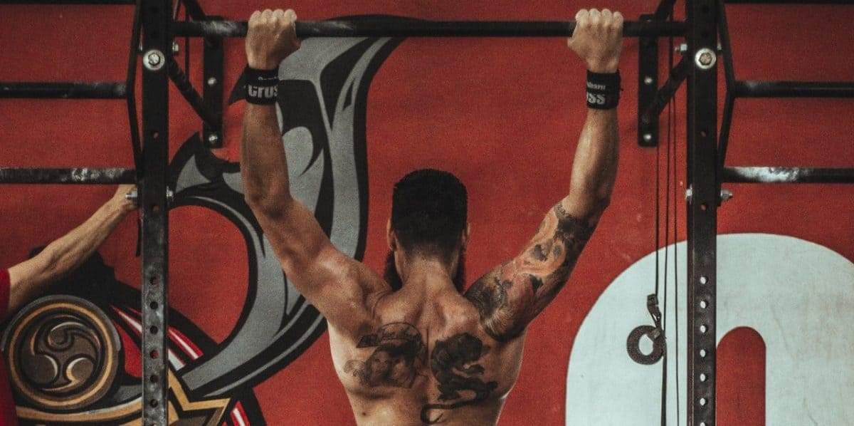 Chin up vs pull up | Which muscles do they work?