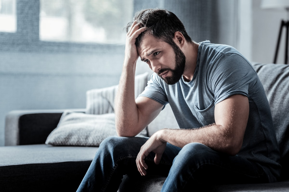 Low testosterone and the increase in male suicide rates