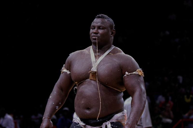 senegalese wrestlers in ufc
