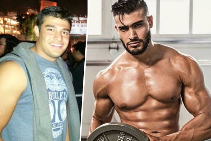 fat to muscular body transformation